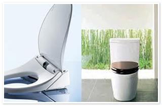 ウォシュレットトイレ・水栓