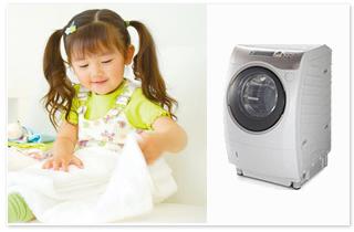 ドラム式洗濯機・乾燥機